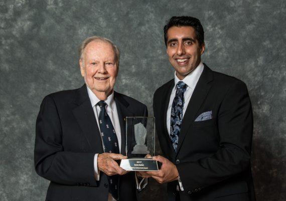 Lifetime Achievement Award - Gordon Denford, Berwick Retirement Communities, Denford Construction Management