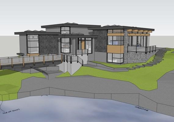 Gold - KB Design - Portage Point