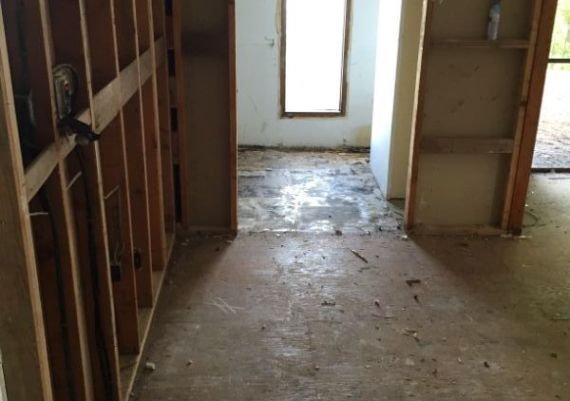 Silver - Lida Homes - Parker - before