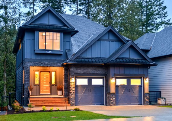 Silver - Westhills Land Corp., Victoria Design Group Ltd. and Verity Construction - Phase 6, Lot 20 Executive Class Homes