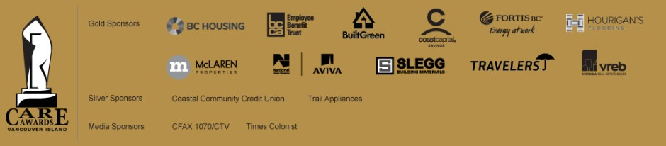 CARE Awards Sponsor logos