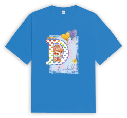 """""""D""""ependable - Care Bears Singapore Blue"""