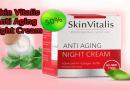Skin vitalis anti aging cream