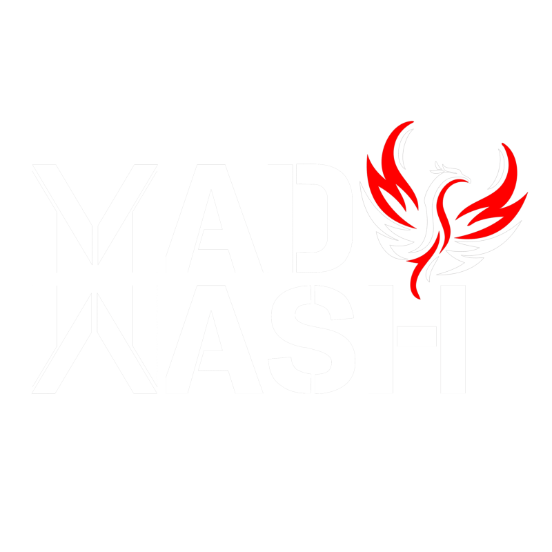LOGO MAD WASH DETAILING