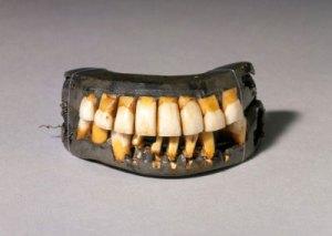 george washington's denture