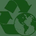 自動車リサイクル法って何?_リサイクルアイコン