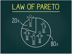 ロングテール戦略の理解には必須の法則「パレートの法則」とは?