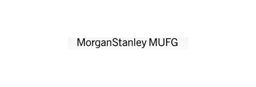 モルガンスタンレーMUFG証券ロゴ