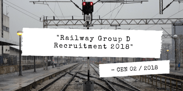 RRB Secunderabad Result for Group D