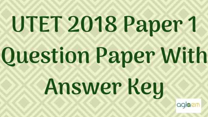 UTET-Paper-1-Answer-Key-2108-Aglasem