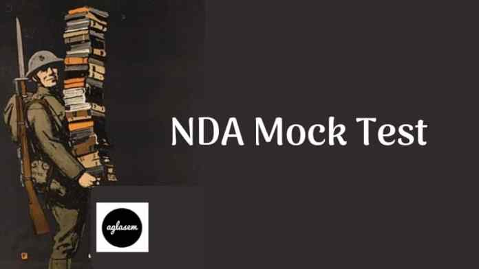 NDA Mock Test