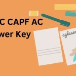 CAPF AC Answer Key
