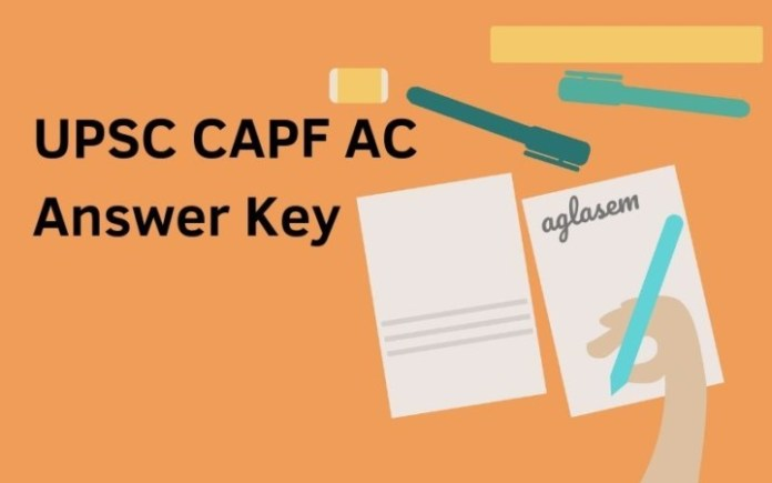 CAPF AC Answer Key