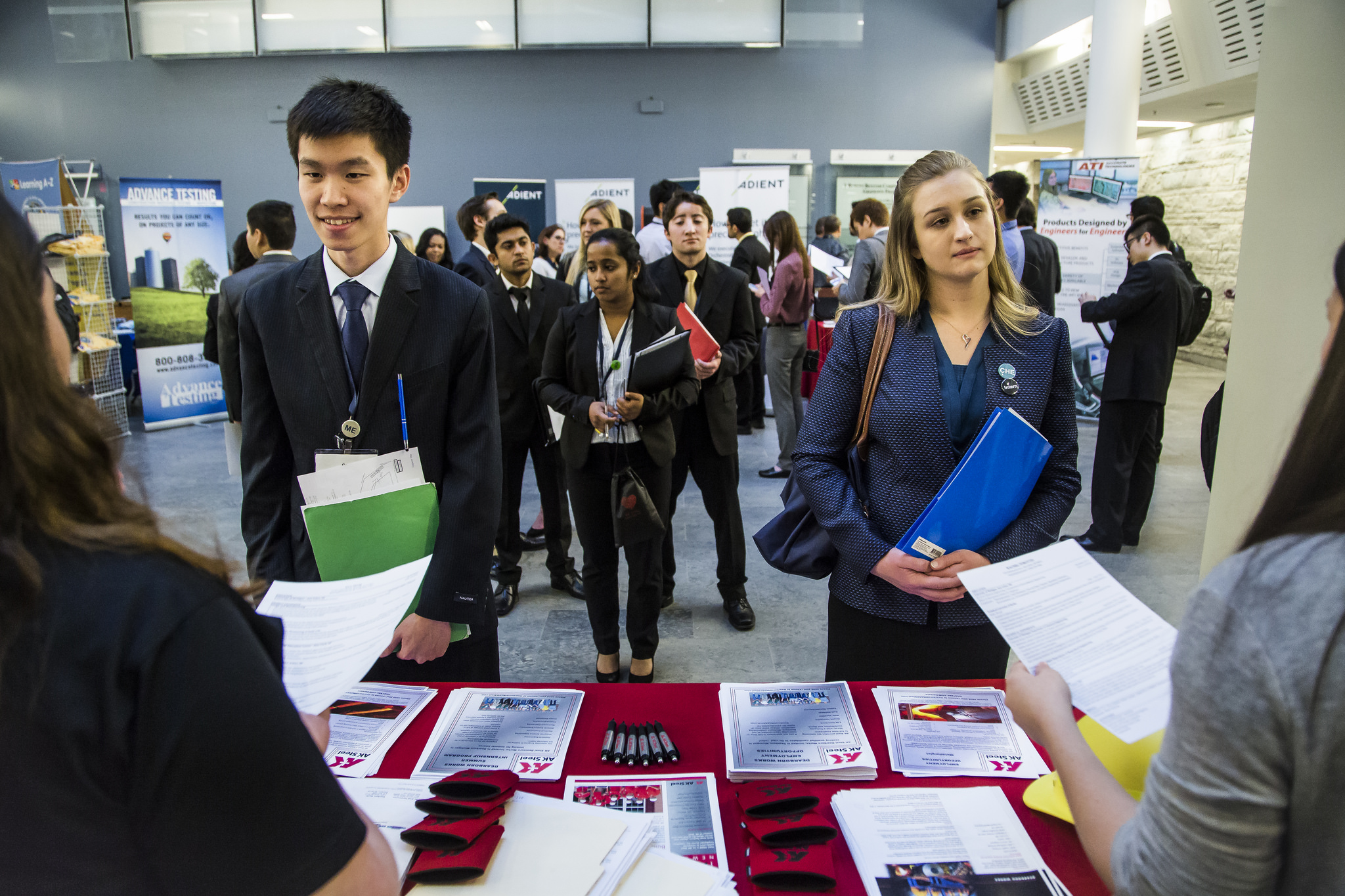 Image result for students career fair