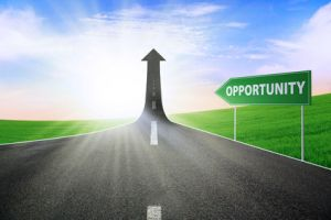 The way to gain opportunity