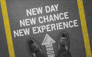 New Day / New Chance / New Experience