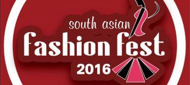 South Asian Fashion Lifestyle Fest 2016
