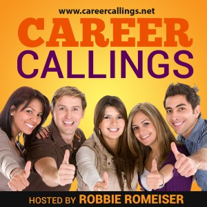 Career Callings Podcast Cover Art