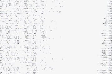 plain text text-based resume source code ascii