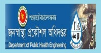 Department of Public Health Engineering Job Circular Image