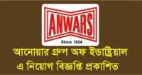 Anwar Group of Industries Job Circular Image