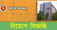 Department of Architecture Job Circular Image