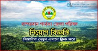 Bandarban Hill District Council Job Circular