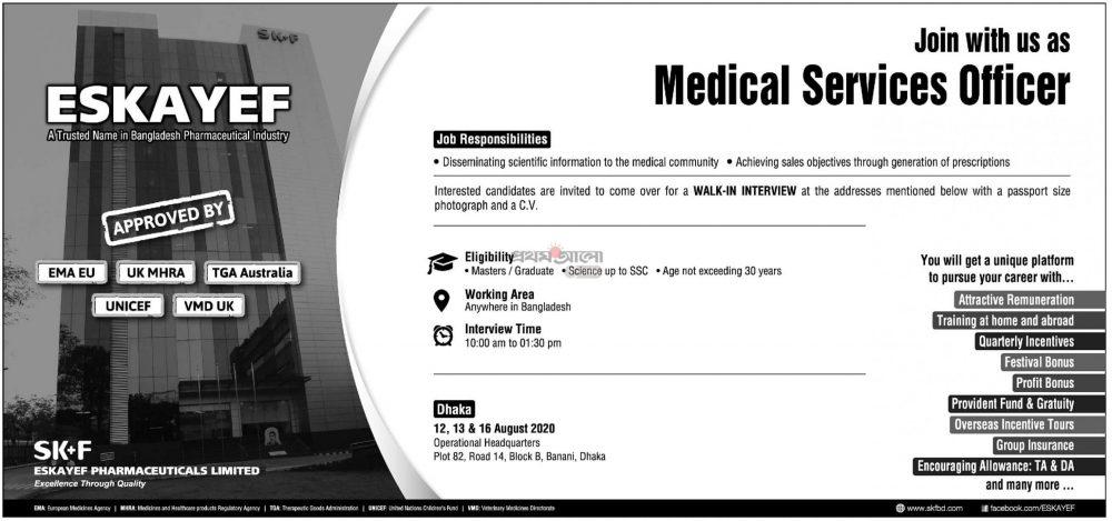pharmaceuticals-job-circular