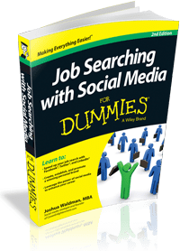 Job Searching with Social Media for Dummies 2nd edition - Joshua Waldman