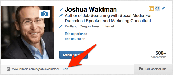 Don't be so Private with Your LinkedIn Profile
