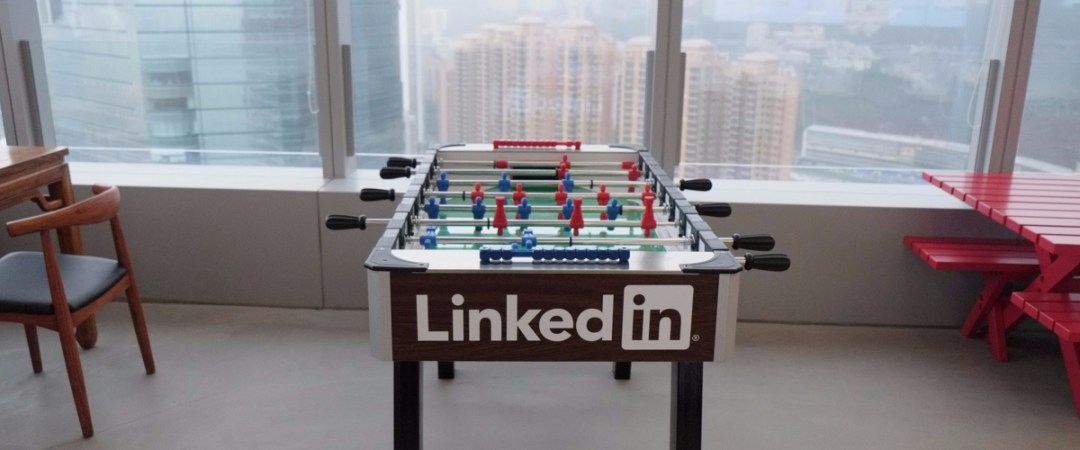 LinkedIn User Interface: New Versus Old
