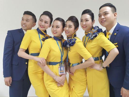 Vietravel Airlines sắp thi tuyển tiếp viên hàng không luyện sao cho đậu