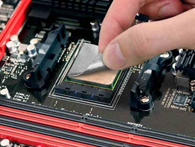 How To Clean Thermal Paste In The Cpu Socket Career Gamers
