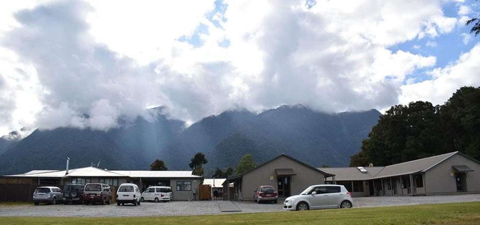 Fox Glacier Village New Zealand