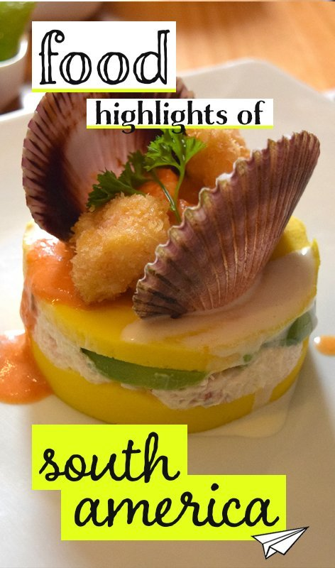 South America has some amazing cuisine to offer, from the steak of Argentina to the ceviche of Peru. This article compiles some of the best dishes of South American nations   South America food   South America cuisine   foodie travellers   food travel