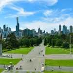 Melbourne Australia Shrine of Remembrance
