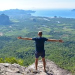 Hang Nak mountain Krabi Thailand