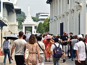 Rising prices Thailand