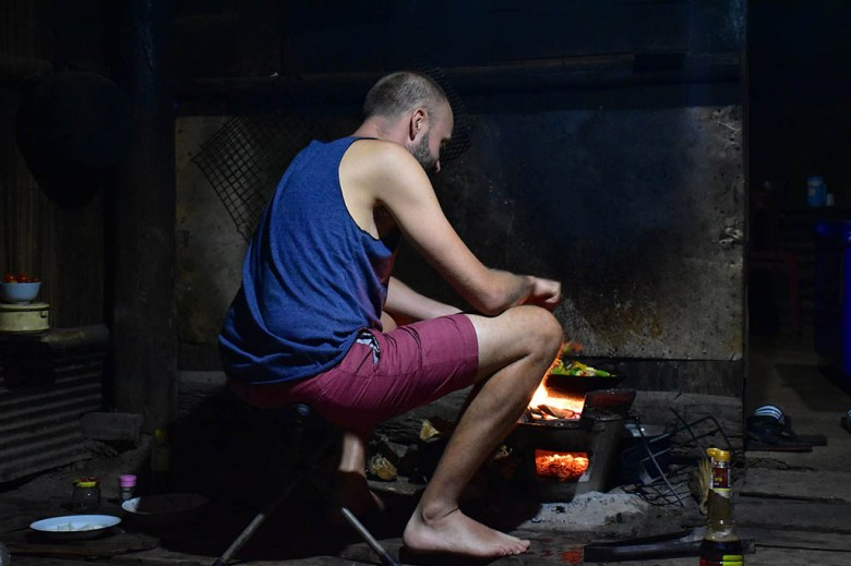 Chiang Mai trekking: a spot of Thai cooking