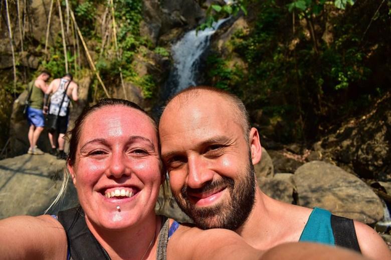 Chiang Mai trekking: seeking waterfalls off the beaten track