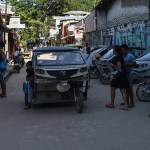 El Nido Philippines tuk tuk