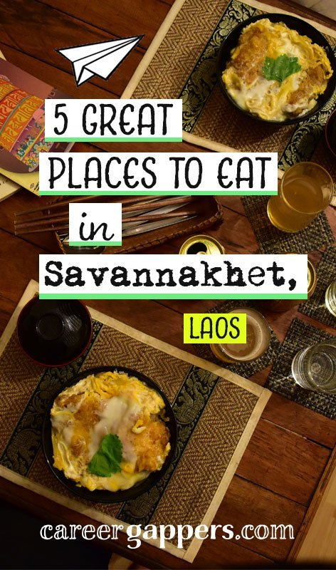 The peaceful city of Savannakhet on the Mekong River is often overlooked by travellers in Laos. We took a detour from the standard backpacker route to soak up its picturesque French colonial architecture and diverse food scene. During our three-night stay we uncovered some great places to eat in Savannakhet.