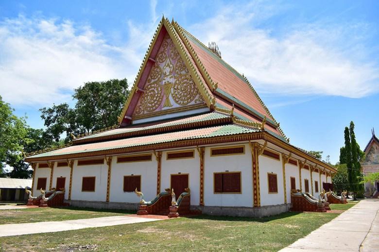 Phonsavanh Temple Savannakhet