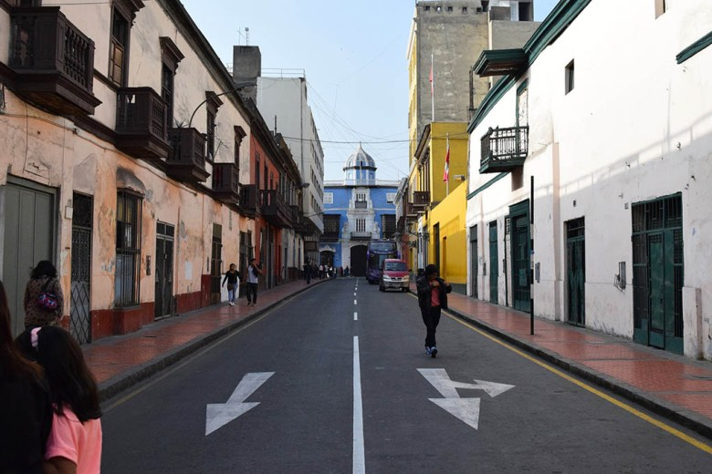 Centro Histórico is Lima's main district and was the once the capital of Spanish colonial South America