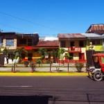 Streets of Iquitos, Peru