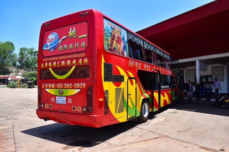 Thakhek to Savannakhet bus Laos