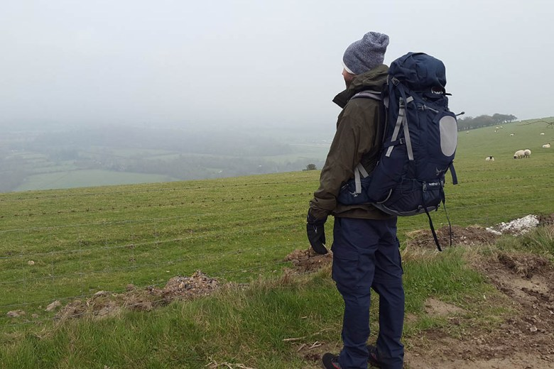 Training hikes: the South Downs has some beautiful trails close to London