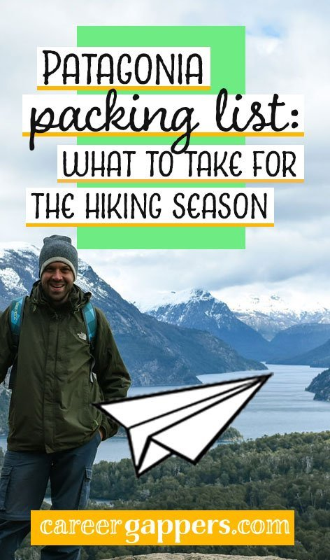The weather in Patagonia can be extreme and unpredictable. Don't worry – we've put together this Patagonia packing list to help you combat the elements.