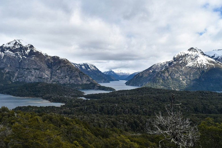 The view from Cerro Llao Llao near Bariloche is one of our most special travel memories