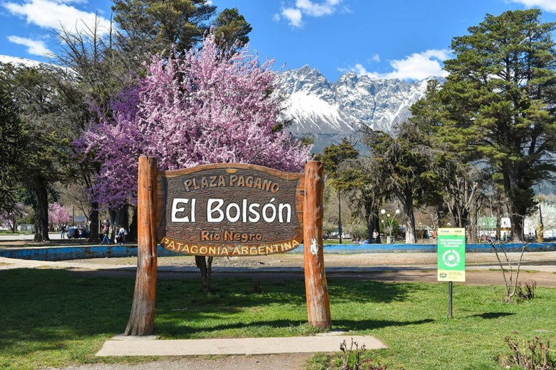 El Bolsón is a chilled-out town with a vibrant artistic community two hours' bus ride from Bariloche